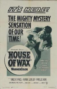 House of Wax - 27 x 40 Movie Poster - Style C