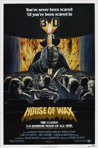 House of Wax - 27 x 40 Movie Poster - Style D