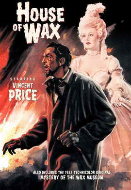 House of Wax - 27 x 40 Movie Poster - Style E
