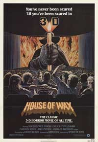 House of Wax - 43 x 62 Movie Poster - Bus Shelter Style C