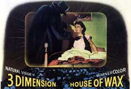 House of Wax - 11 x 14 Movie Poster - Style B