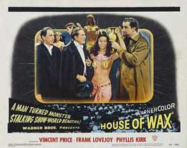 House of Wax - 11 x 14 Movie Poster - Style C