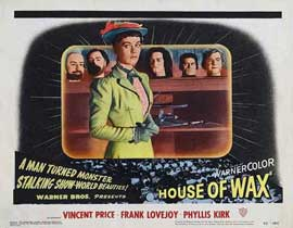 House of Wax - 11 x 14 Movie Poster - Style D