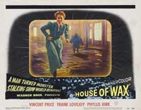 House of Wax - 11 x 14 Movie Poster - Style E