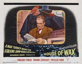 House of Wax - 11 x 14 Movie Poster - Style G