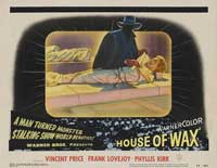 House of Wax - 11 x 14 Movie Poster - Style H