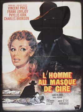 House of Wax - 27 x 40 Movie Poster - French Style A
