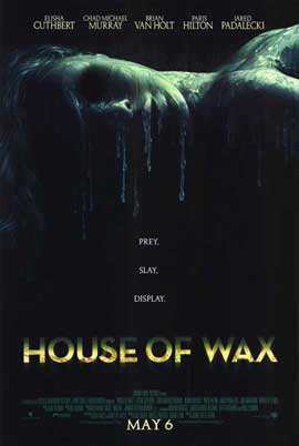 House of Wax - 11 x 17 Movie Poster - Style A