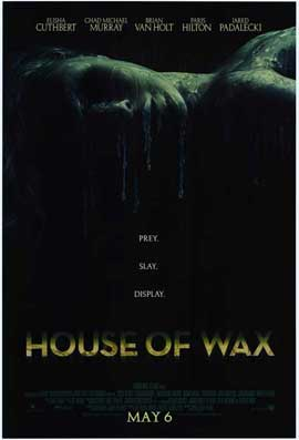 House of Wax - 27 x 40 Movie Poster - Style A