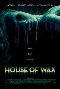 House of Wax - 43 x 62 Movie Poster - Bus Shelter Style A