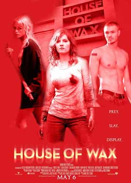 House of Wax - 11 x 17 Movie Poster - Style B
