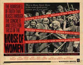 House of Women - 11 x 14 Movie Poster - Style E