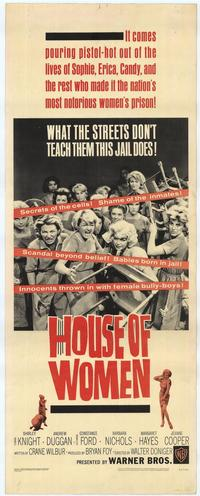 House of Women - 14 x 36 Movie Poster - Insert Style A
