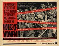 House of Women - 22 x 28 Movie Poster - Half Sheet Style A