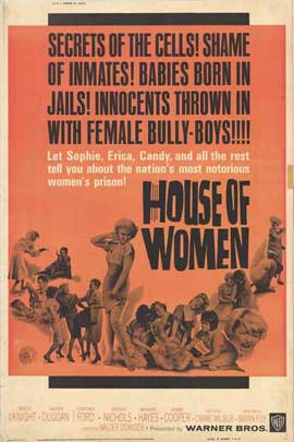 House of Women - 27 x 40 Movie Poster - Style A