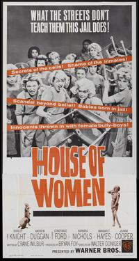 House of Women - 11 x 17 Movie Poster - Style B