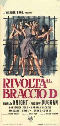 House of Women - 13 x 28 Movie Poster - Italian Style A