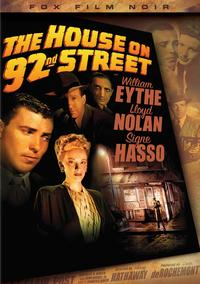 House on 92nd Street - 27 x 40 Movie Poster - Style C