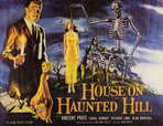 House on Haunted Hill - 11 x 17 Movie Poster - Style B