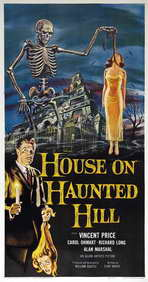 House on Haunted Hill - 20 x 40 Movie Poster - Style A