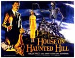 House on Haunted Hill - 30 x 40 Movie Poster UK - Style A