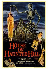House on Haunted Hill - 43 x 62 Movie Poster - Bus Shelter Style A