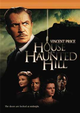 House on Haunted Hill - 11 x 17 Movie Poster - Style E