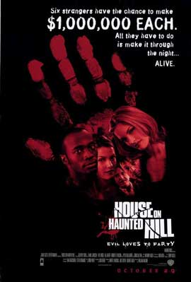 House on Haunted Hill - 11 x 17 Movie Poster - Style A