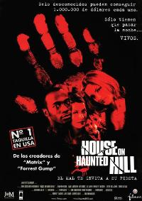 House on Haunted Hill - 11 x 17 Movie Poster - Spanish Style A