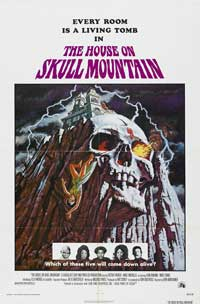 The House on Skull Mountain - 27 x 40 Movie Poster - Style A