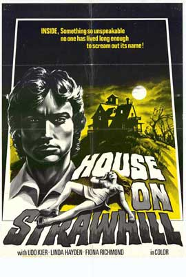 The House on Straw Hill - 27 x 40 Movie Poster - Style A