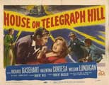 House on Telegraph Hill - 11 x 14 Poster UK Style A