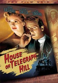 House on Telegraph Hill - 11 x 17 Movie Poster - Style A