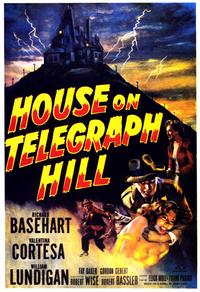 House on Telegraph Hill - 11 x 17 Movie Poster - Style B