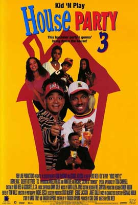 House Party 3 - 11 x 17 Movie Poster - Style B