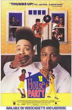 House Party - 11 x 17 Movie Poster - Style A
