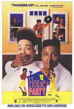 House Party - 27 x 40 Movie Poster - Style A