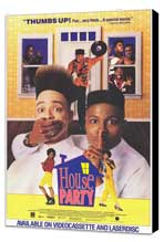 House Party - 11 x 17 Movie Poster - Style A - Museum Wrapped Canvas