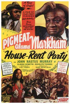 House-Rent Party - 27 x 40 Movie Poster - Style A