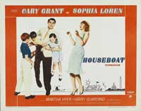 Houseboat - 27 x 40 Movie Poster - Style C