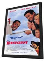 Houseguest - 11 x 17 Movie Poster - Style A - in Deluxe Wood Frame