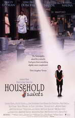 Household Saints - 11 x 17 Movie Poster - Style A