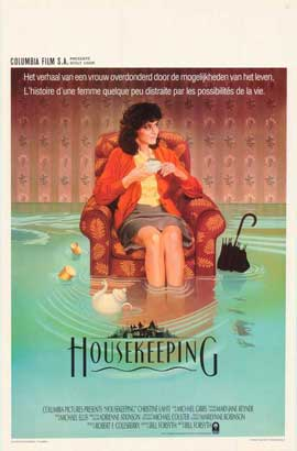 Housekeeping - 11 x 17 Movie Poster - Belgian Style A