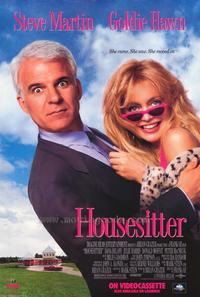 Housesitter - 43 x 62 Movie Poster - Bus Shelter Style A