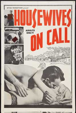 Housewives on Call - 27 x 40 Movie Poster - Style A