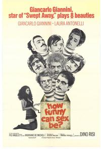 How Funny Can Sex Be? - 43 x 62 Movie Poster - Bus Shelter Style A