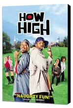 How High - 27 x 40 Movie Poster - Style A - Museum Wrapped Canvas