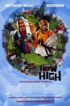 How High - 11 x 17 Movie Poster - Style A
