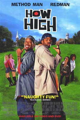 How High - 11 x 17 Movie Poster - Style B
