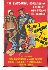 How I Learned to Love Women - 43 x 62 Movie Poster - Bus Shelter Style A
